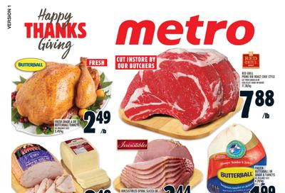 Metro (ON) Flyer October 7 to 13