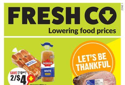 FreshCo (ON) Flyer October 7 to 13
