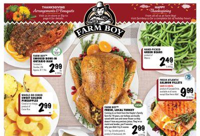 Farm Boy Flyer October 7 to 13