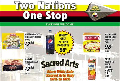 St. Mary's Supermarket Flyer October 1 to 7