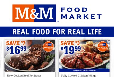 M&M Food Market (AB, BC, NWT, Yukon, NL) Flyer October 7 to 13