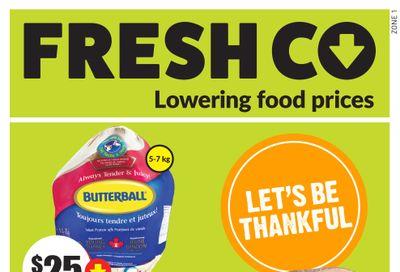FreshCo (West) Flyer October 7 to 13