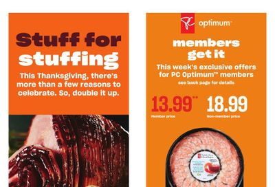 Loblaws (ON) Flyer October 7 to 13
