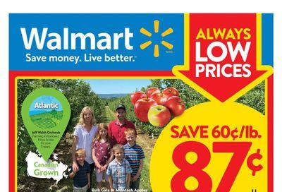 Walmart (Atlantic) Flyer October 7 to 13