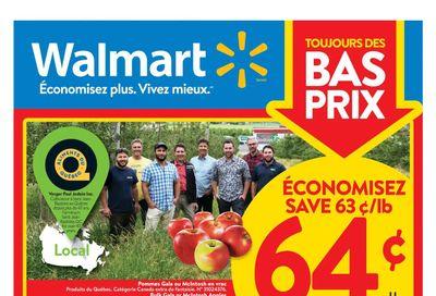 Walmart (QC) Flyer October 7 to 13