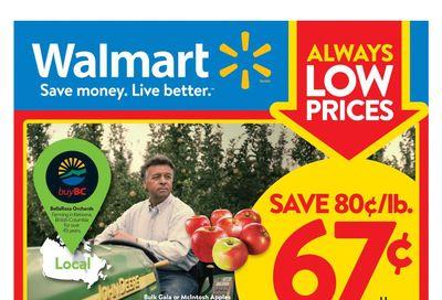 Walmart (West) Flyer October 7 to 13