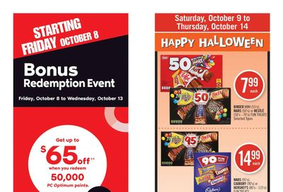 Shoppers Drug Mart (Atlantic) Flyer October 9 to 14