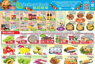 PriceSmart Foods Flyer October 7 to 13