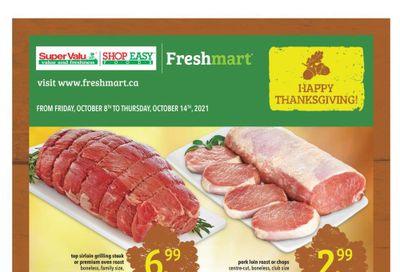 Shop Easy & SuperValu Flyer October 8 to 14