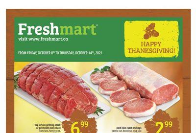 Freshmart (West) Flyer October 8 to 14