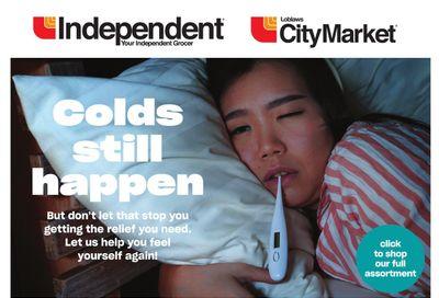 Loblaws City Centre Colds Still Happen Flyer September 23 to October 13
