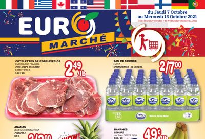 Euro Marche Flyer October 7 to 13