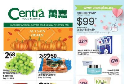Centra Foods (North York) Flyer October 8 to 14