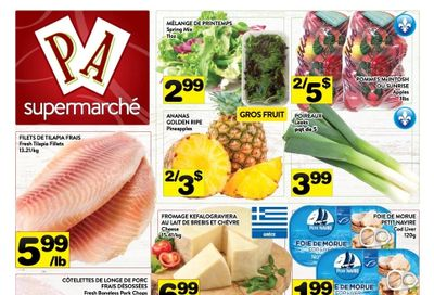 Supermarche PA Flyer October 11 to 17