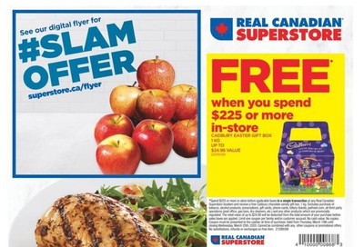 Real Canadian Superstore (ON) Flyer March 19 to 25