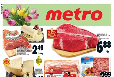 Metro (ON) Flyer March 19 to 25