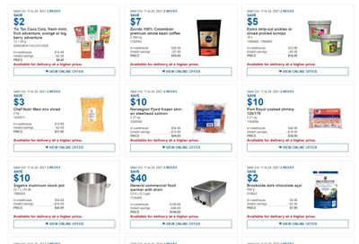 Costco Business Centre Instant Savings Flyer October 11 to 24
