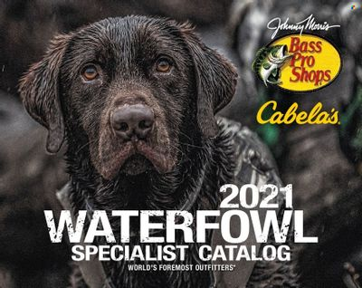 Cabela's Weekly Ad Flyer October 11 to October 18