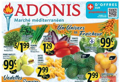 Marche Adonis (QC) Flyer October 14 to 20