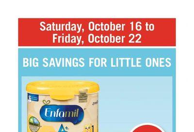Shoppers Drug Mart (ON) Flyer October 16 to 22