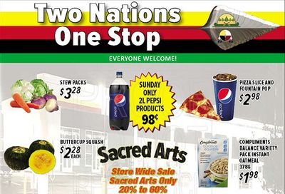 St. Mary's Supermarket Flyer October 8 to 14