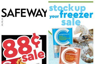 Sobeys/Safeway (SK & MB) Flyer October 14 to 20