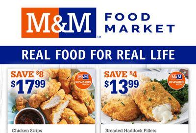 M&M Food Market (SK, MB, NS, NB) Flyer October 14 to 20