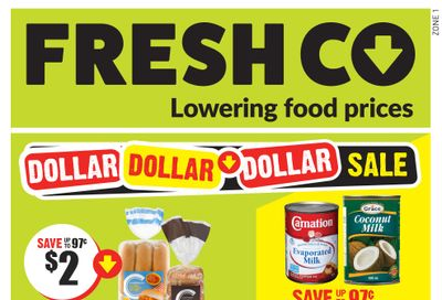 FreshCo (West) Flyer October 14 to 20