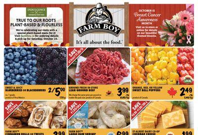 Farm Boy Flyer October 14 to 20