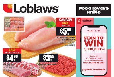 Loblaws (ON) Flyer October 14 to 20
