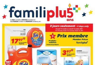 Familiprix Flyer October 14 to 20