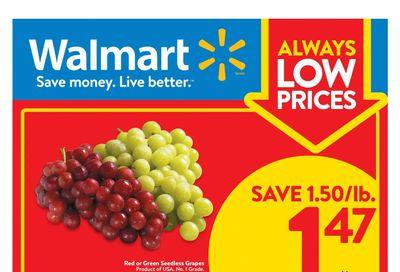 Walmart (West) Flyer October 14 to 20