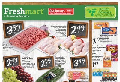 Freshmart (Atlantic) Flyer October 14 to 20