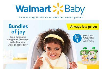 Walmart Baby Flyer October 14 to 27