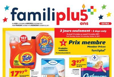 Familiprix Extra Flyer October 14 to 20