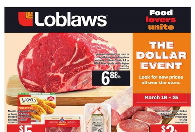 Loblaws (ON) Flyer March 19 to 25