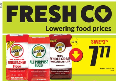FreshCo (ON) Flyer March 19 to 25