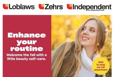 Independent Grocer (ON) Beauty Flyer October 14 to November 10