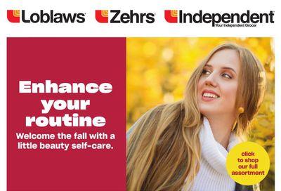 Zehrs Beauty Flyer October 14 to November 10
