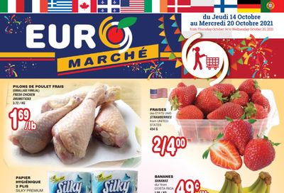 Euro Marche Flyer October 14 to 20