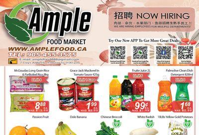 Ample Food Market (Brampton) Flyer October 15 to 21