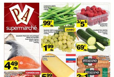 Supermarche PA Flyer October 18 to 24
