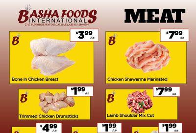 Basha Foods International Flyer October 15 to 28