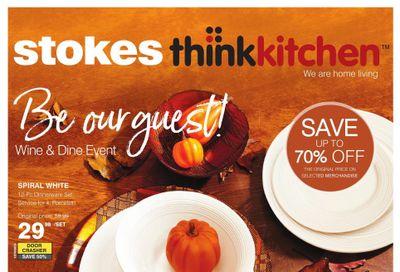 Stokes Flyer September 27 to October 31