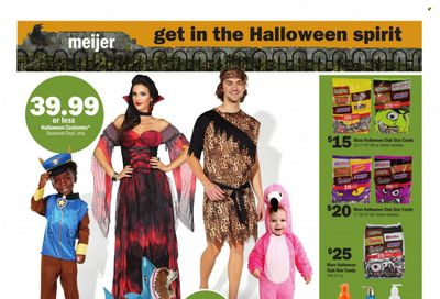 Meijer (IL, IN, KY, MI, OH, WI) Weekly Ad Flyer October 18 to October 25
