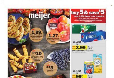 Meijer (MI) Weekly Ad Flyer October 18 to October 25