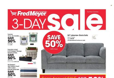 Fred Meyer Weekly Ad Flyer October 18 to October 25