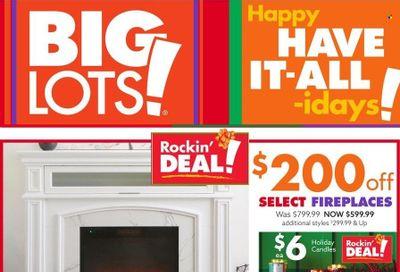 Big Lots Weekly Ad Flyer October 19 to October 26