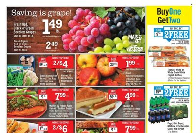 Price Chopper (CT, MA, NY, PA, VT) Weekly Ad Flyer October 19 to October 26
