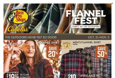 Bass Pro Shops Weekly Ad Flyer October 19 to October 26